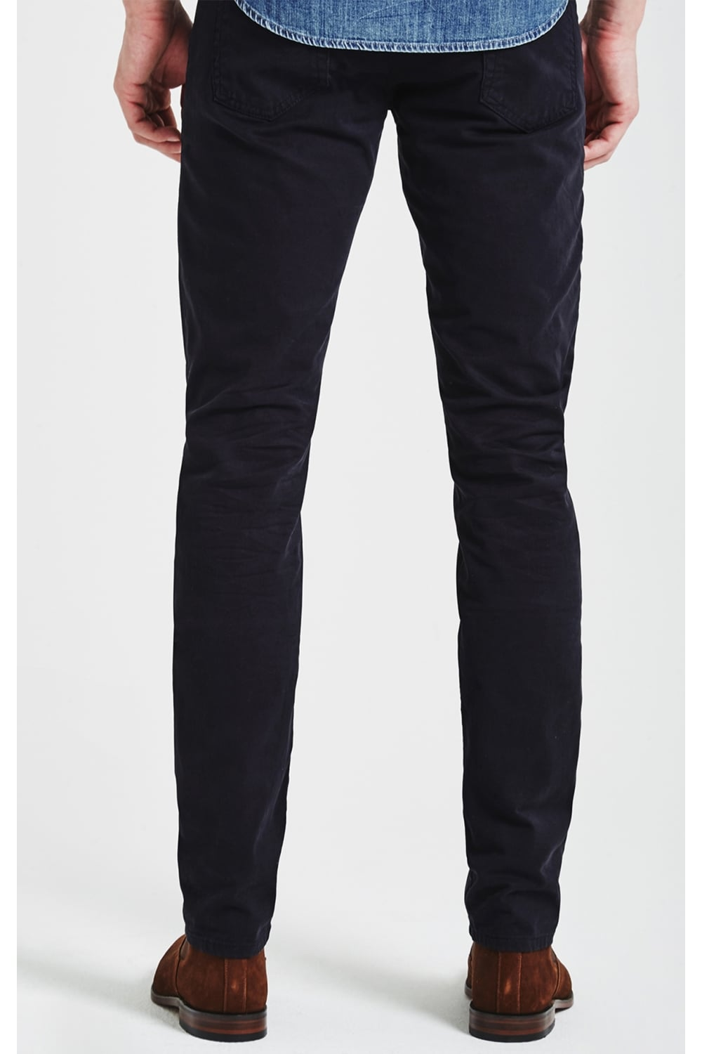 87b8eec8e4f AG Men's 1783BES The Tellis Slim Red or Navy Jeans