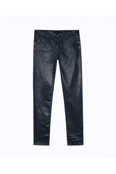 The Leatherette Legging Ankle Jean LSS1389