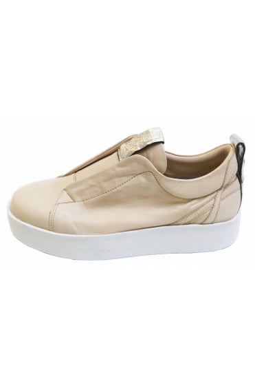 Andia Fora Women's Libi Bi Cream Trainer