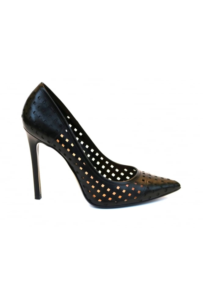 Barbara Bui Cut Out Court Shoes G5818