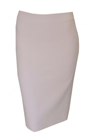 Lilac Straight Bandage Skirt