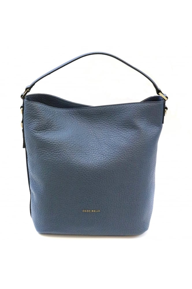 Coccinelle Blue Bucket Bag C2 130101