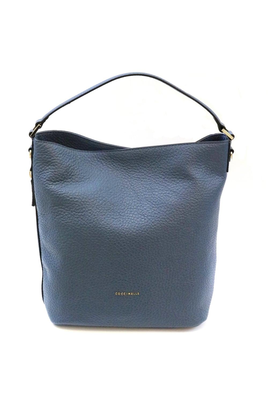 COCCINELLE Coccinelle Women s C2 130101 Bucket Blue Bag - WOMAN from ... 43b08f4e0ce1b