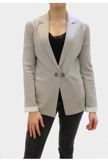 Reversible Beige/Grey Jacket 45023