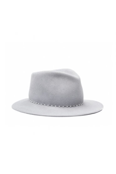 Eugenia Kim Women's Mason Light Grey Hat