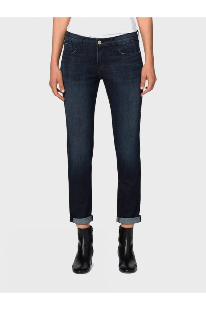 FRAME Le Garcon Straight Jeans LGJ132