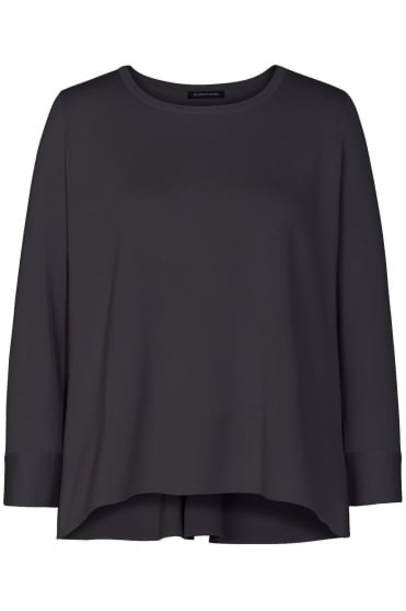 Round Neck Navy/Charcoal Jumper 1724607-17