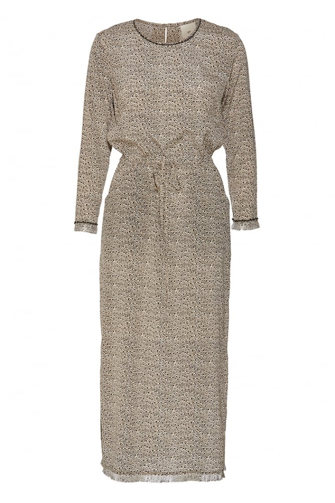 Julie Fagerholt Hinna HM Midi Dress