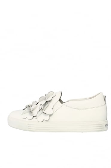 Kennel & Schmenger Women's 5113750.607 Flower White Trainers