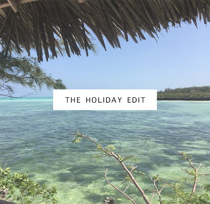 HOLIDAY EDIT