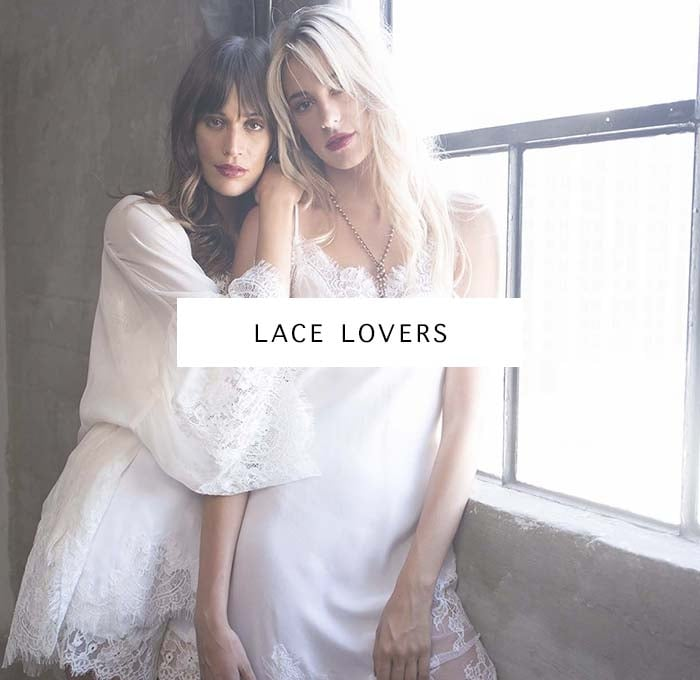 LACE LOVERS