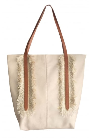 Fringe Shoulder M.Metro 50 Bag