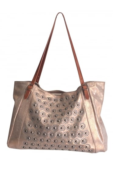 Metallic Shoulder Breeze Bag P52