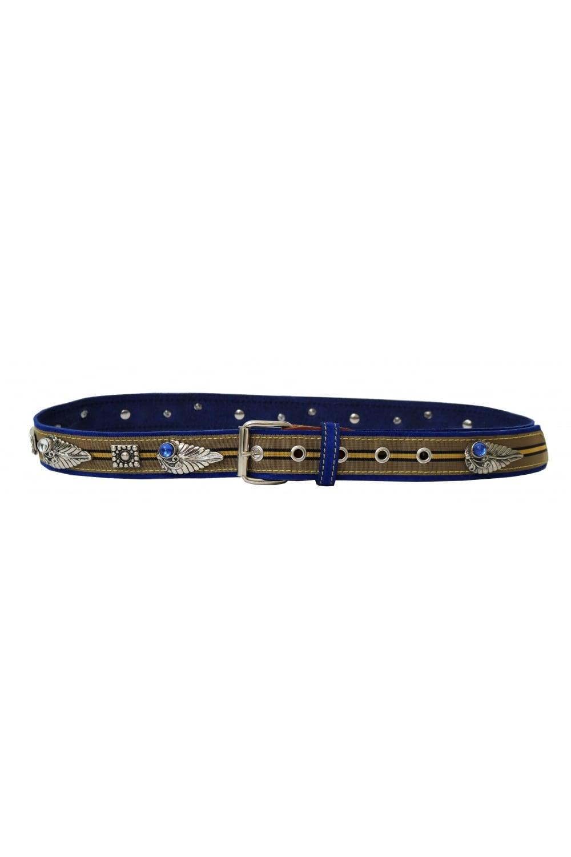 cb30e7bbf NANNI Nanni Women's 818 Blue Belt - WOMAN from Piajeh UK
