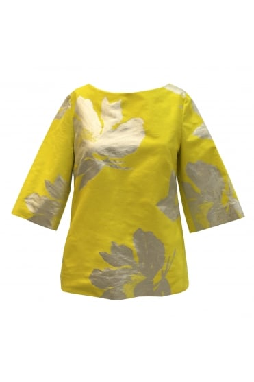 Patsy Yellow Top NLIK01
