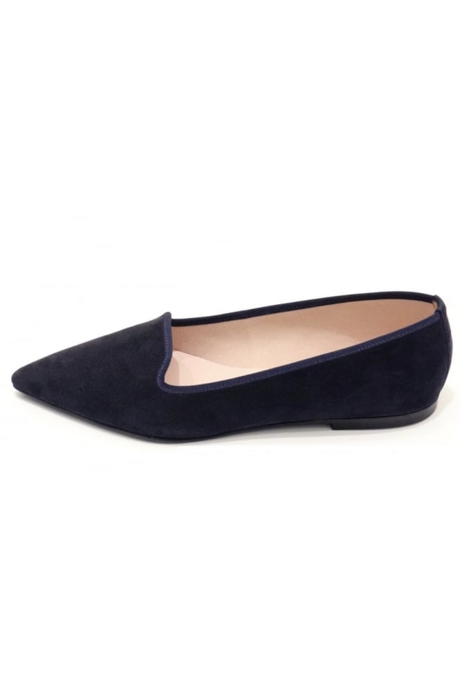 PRETTY BALLERINAS Pretty Ballerina Women's 43282 Ballerina Navy Shoe