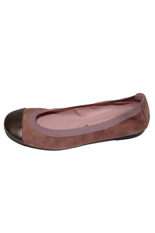 new product bbcd1 4f5ae PRETTY BALLERINAS Pretty Ballerinas Women's 37190 Shirley Ami Canan Pink  Shoe