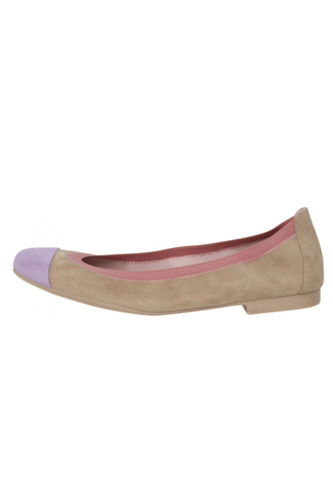 detailed look 22a82 0a2fc Women's 37190 Shirley Angelis Lila/Beige Shoe