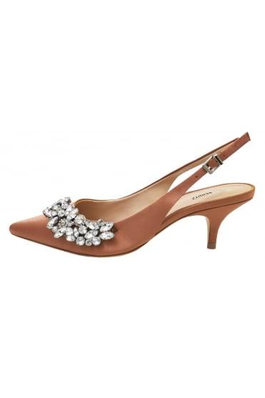985c9192a03b99 Schutz Women s S204120022 Fechado Pink or Black Heel