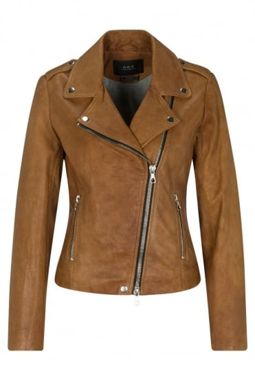 The Tyler Leather Jacket 50336