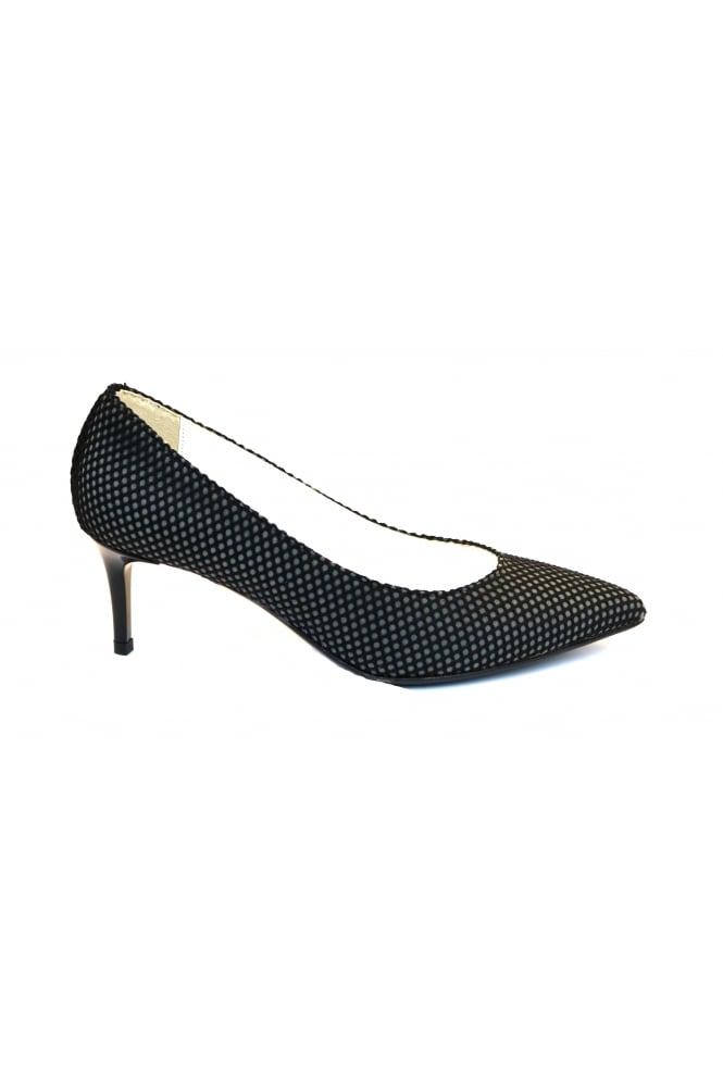 Strategia A2505 Pointy Toe Kitten Heel