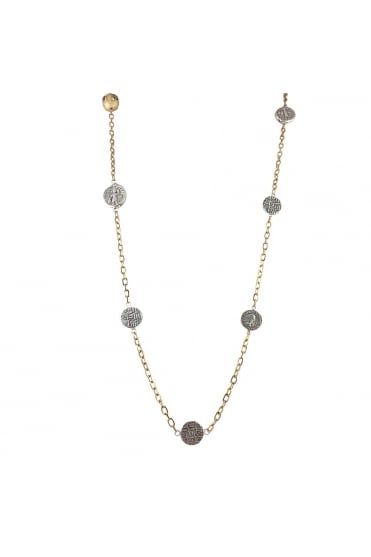Jaipur Coin Long Necklace N534