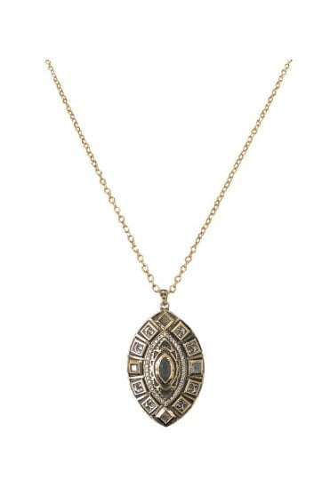 TAT2 Women's N563 Silver or Gold Necklace
