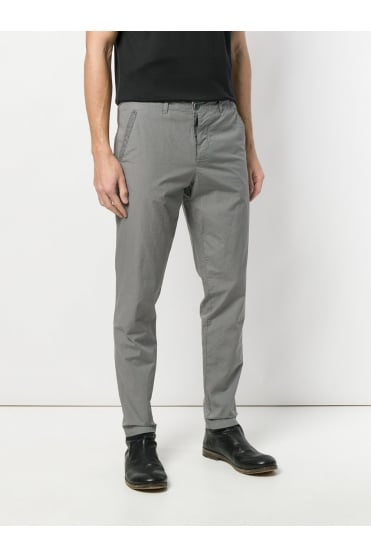 Transit Men's CFUTREB110 Grey Trousers