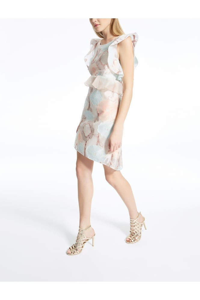Tresophie Beate Floral Frill Dress