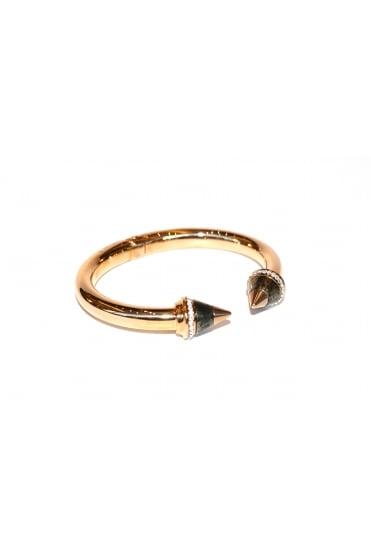 Vita Fede Women s Titan Tre Co lStone Gold Bracelet fe858f566